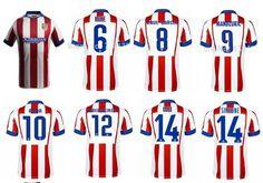 Camisetas AT.Madrid