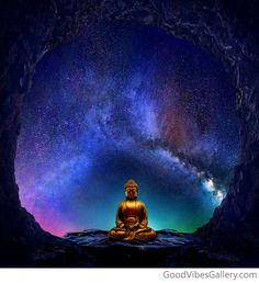 Buddha Art – Paintings, Photography and Statues - Created by GoodVibesGallery.com
