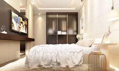 Quarto casal | por DAZEN | Designer Bruna Lorea #dazenoficial #designearquitetura #zen #interiordesign #quartodecasal #moveis #contemporâneo #weloveit #minimalista #iluminação #decoração #decor #lifestyle #minimalism #design #arquitetura