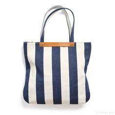 Stitch Fix Style | This Just In: Erik Striped Tote Bag