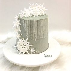 Talvikakku Snow Globes, Cakes, Home Decor, Decoration Home, Cake Makers, Room Decor, Kuchen, Cake, Pastries