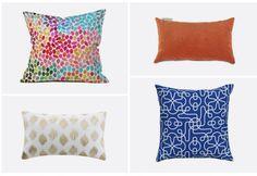 Mix & match bold colors with statement-making patterns for a totally-you look.https://www.allmodern.com/deals-and-design-ideas/Mix-%26-Match-Pillows~E27725.html?refid=SBP.rBAZEVUE0NaYIBV9d2B_AldM4sIdCkCIp1uwOCNlPxk