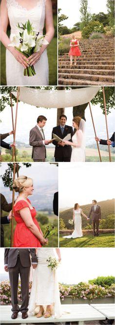 Real Wedding by Jessamyn Harris