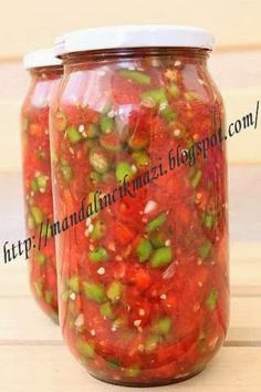 Turkish Recipes, Ethnic Recipes, Diy Crafts Hacks, Snacks Für Party, Healthy Eating Habits, Homemade Beauty Products, Food Pictures, Pickles, Food And Drink