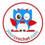 This Lemon Drop baby set is sweet, as sweet as the baby that wears it. The best crochet hook size is (or adjust for size). Crochet Blanket Patterns, Baby Blanket Crochet, Crochet Shawl, Crochet Stitches, Crochet Baby, Crochet Blankets, Crochet Video, Easy Crochet, Crochet Hooks