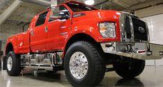 Ford Work Trucks, Chevy Diesel Trucks, Semi Trucks, Big Trucks, Pickup Trucks, Ford F650, Future Trucks, Ford F Series, Old Fords