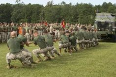 The Leader's Shield: II MHG Marines face off in Roman-inspired competition