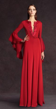LOVE!!!  #ImageAwards!!! simple but w sooo much style.  Andrew Gn Pre-Fall 2013
