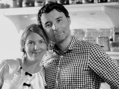"""Daniela und Michael Becker verbindet die Begeisterung für vegetarische Saisonküche im besonderen Maße. Denn daraus entstand der gemeinsame Food-Blog """"Flowers on my plate""""."""