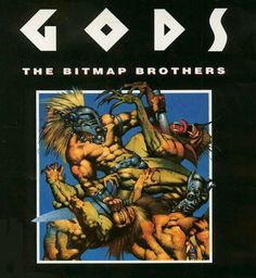 Gods (Computer Game from the Bitmap Brothers)