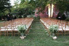 "Bellafare's ""Backyard Elegance"" wedding  www.bellafare.com  #bellafare #weddings #connecticutweddings"