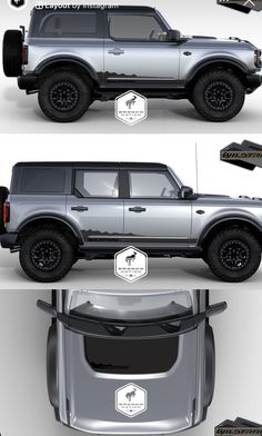 Classic Bronco, Classic Ford Broncos, Classic Trucks, Classic Cars, 2013 Honda Accord, Honda Accord Coupe, Car Ford, Ford Trucks, New Bronco