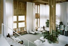 This 100-Year-Old Cement Factory Is Now Someone's Home, And It's Gorgeous