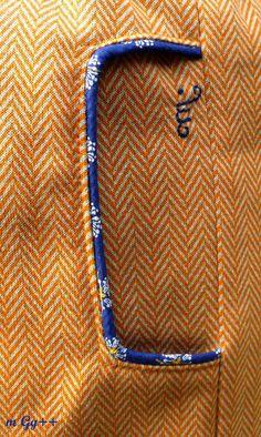 Jupe portefeuille en jersey (Patron maison) par m Gg++