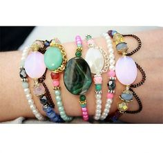 Life is too short to wear boring jewelry..!! :)))