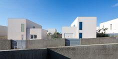 Garden Housing by Nunzio Sciveres and Giuseppe Gurrieri. Photograph by Filippo Poli