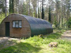 Nissan hut. www.urbanrambles.com