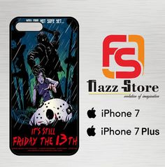 friday the 13th wallpaper Y1241 iPhone 7 Plus| 7 Plus Case