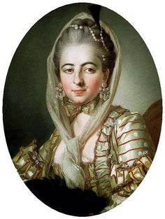 Teresa z Ossolińskich Potocka, 1767