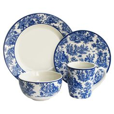 Country Life Dinnerware Set