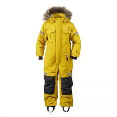 Didriksons Overall Migisi, Sunburst Stl 80 Overall Kind, Teenagers, Canada Goose Jackets, Cover, Rain Jacket, Overalls, Kids Fashion, Windbreaker, Raincoat