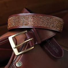 Every girl needs some bling! :) ROMFH Quiet #Bling Belts