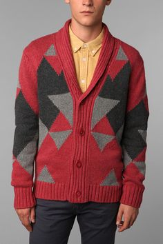 life/after/denim Campalli Shawl Cardigan ...i would buy it...but that price  #UrbanOutfitters