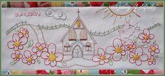 Jenny of ELEFANTZ: DAISY DAYS quilt