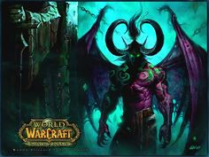 """This image represents """"present play"""". I have always loved playing World of Warcraft, and have always found it apparently purposeless and have had always had an inherent attraction to the game. When I play World of Warcraft, I feel that my Personalities include the collector, the competitor, and the explorer."""