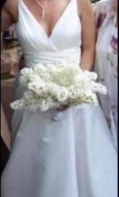 Wedding Nail Colors, Wedding Nails, V Neck Wedding Dress, One Shoulder Wedding Dress, Wedding Dresses, Brainstorm, New Dress, Fashion, Bride Dresses