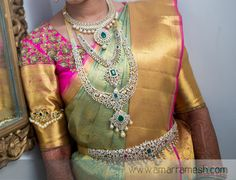 Real Bride in Grand Jewellery - Jewellery Designs