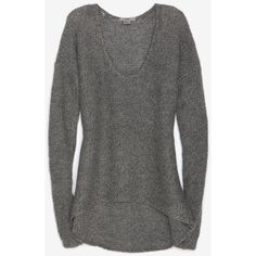 Helmut Lang Eco Alpaca Cord Sweater ($220) ❤ liked on Polyvore
