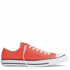 Chuck Taylor All Star Fresh Colour Low Top Hyper Orange