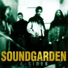 Soundgarden A Sides - cassette