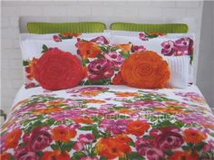 new Cynthia Rowley bedding!