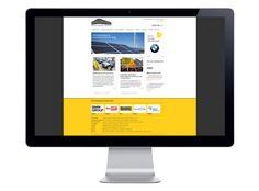 Green Parking Council Website Design & Development - Axis2Design