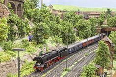 Alt-Schwarzburg  Paradestrecke