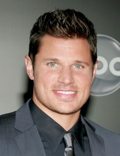Nick Lachey-not your typical celebrity. Such a romantic and a family man.