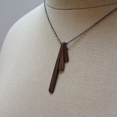 Wooden jewelry obsession continues
