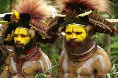 Country of the Month for March is Papua New Guinea « SCIS Hongqiao Passport Club