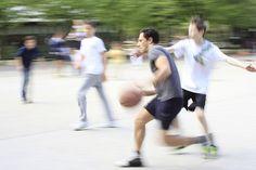 Sport au jardin du luxembourg
