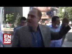 CHP milletvekili Levent Gök polise ana avrat küfür etti 2 Haziran 2013 A...