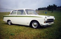 Ford Lotus Cortina MKI 1963-1966: Family Saloon Turned Sports | Inopian