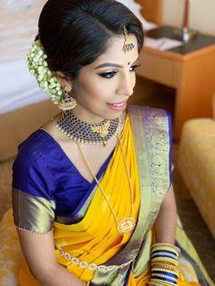 Vithya Hair and Makeup #tamilbride #tamilwedding #makeup #hairstyle #bridal #hinduwedding