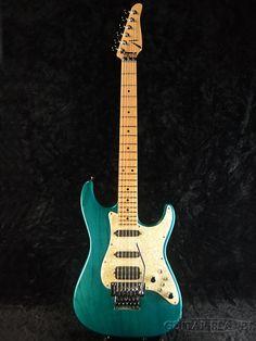 【中古】TOM ANDERSON Classic -Bora Bora Blue- 2006年製[トムアンダーソン][クラシック][ボラボラブルー,青][Stratocaster,ST,ストラトキャスタータイプ][Electric Guitar,エレキギター]【used_エレキギター】