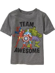 Marvel Comics™ Super-Hero Tees for Baby | Old Navy