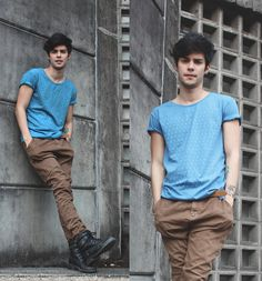 Get this look: http://lb.nu/look/5410918  More looks by Vini Uehara: http://lb.nu/viniuehara  Items in this look:  Saint Matthias T Shirt