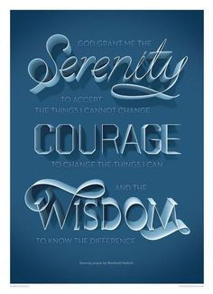 The Serenity Prayer, by Reinhold Niebuhr. Inspirational Prayers, Inspirational Wall Art, Motivational Posters, Quote Posters, Anton, Reinhold Niebuhr, Prayer Poems, Police, Prayers For Strength