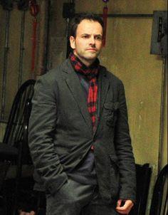 Johnny Lee Miller as Sherlock on Elementary