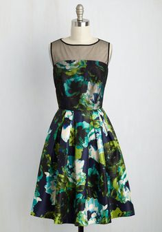 London Times What an Astonishment Dress